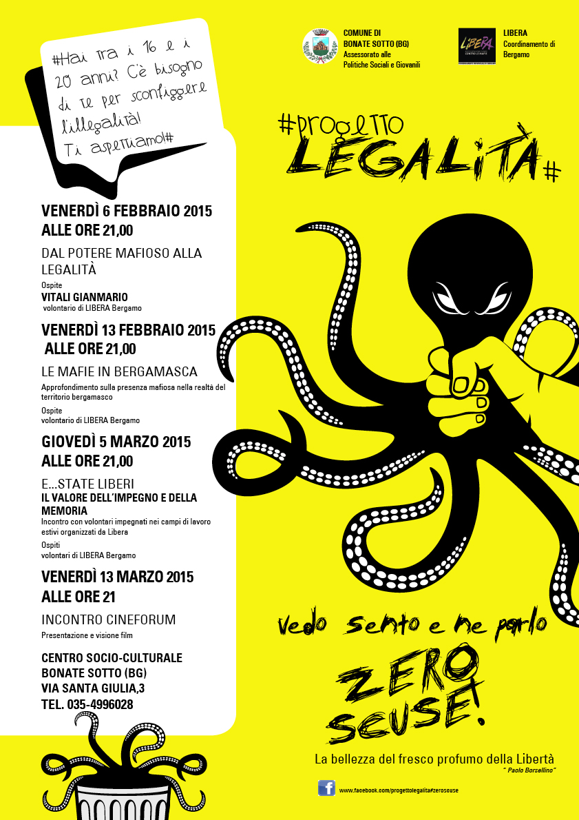 #Progetto LEGALITA'#