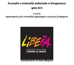 Ecomafie e criminalità ambientale in Bergamasca