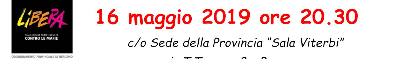 Confronto con Gian Antonio Girelli – 16/05/2019
