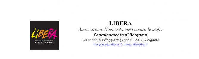 Assemblea Provinciale del Coordinamento di Libera Bergamo 07/12/2019